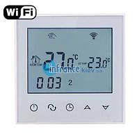 Терморегулятор для нагревательных панелей Klimteh BHT-321 WiFi, фото 1