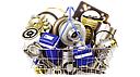 Пневморессора/Пневмоподушка со стаканом E10.940C ELT Турция ; Аналоги 940MB