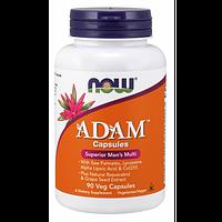 Витамины для мужчин NOW Adam (90 капс)