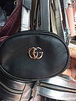 Сумка на пояс в стиле Gucci, модная поясная сумка, бананка оптом в Украине