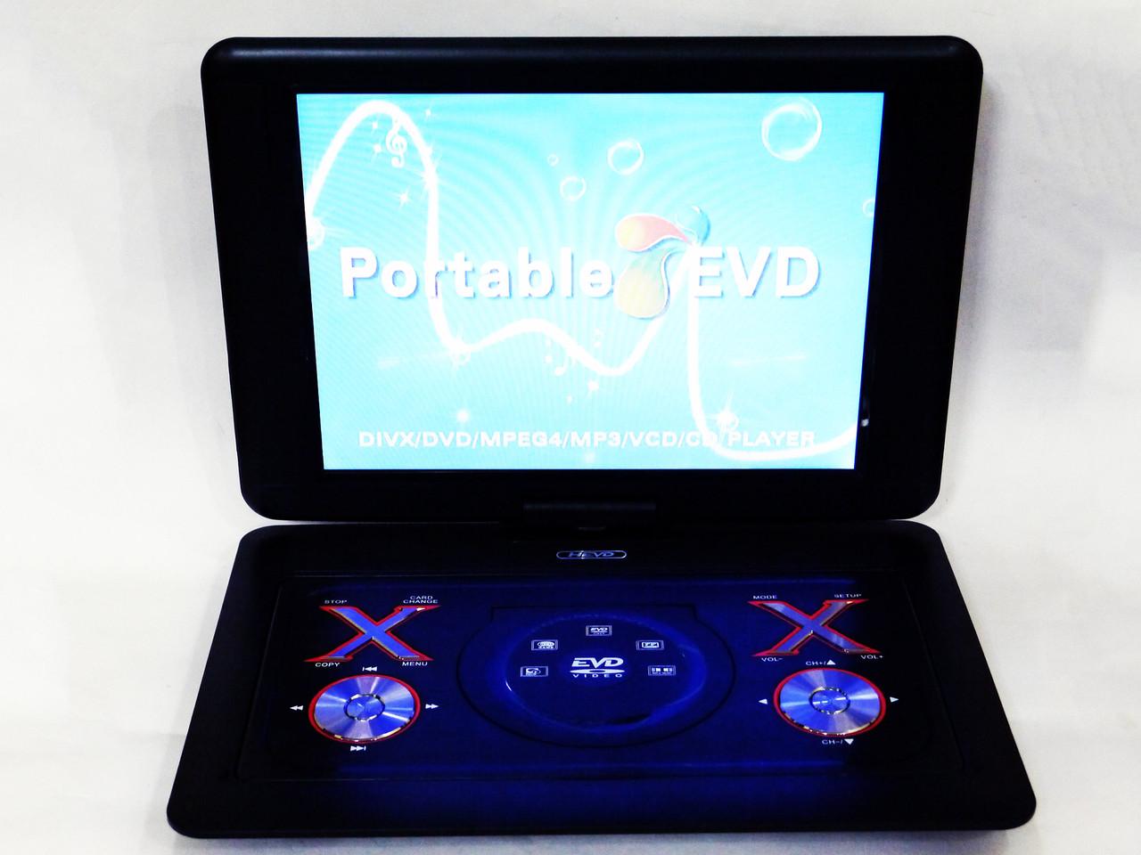 Портативный DVD/TV плеер Opera OP-1788D 3D 14 дюймов
