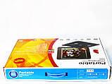 Портативный DVD/TV плеер Opera OP-1788D 3D 14 дюймов, фото 6