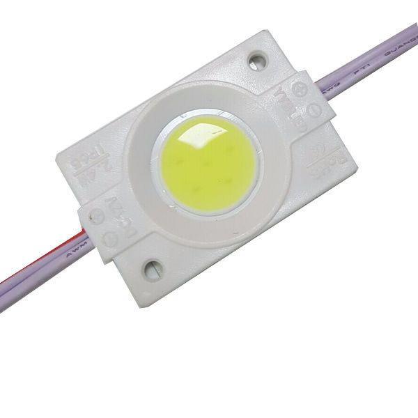 Светодиодный модуль Biom 2,4W COB холодный белый