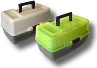 Ящик 3 полки, прозрачная крышка. Aquatech 1703Т, фото 1