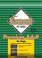 СУХОЙ КОРМ ДЛЯ СОБАК Diamond (Даймонд) Premium Adult   22,7 кг