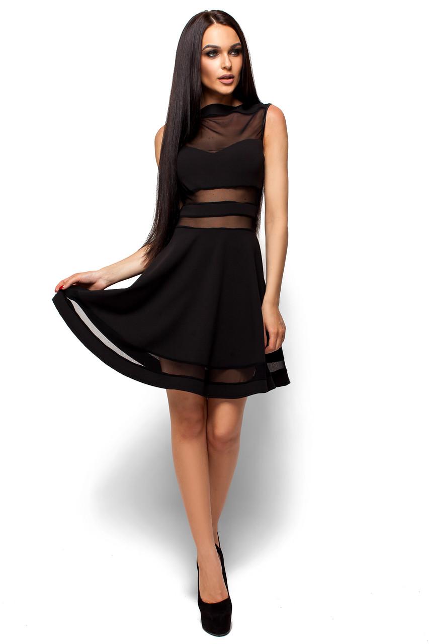 "Женское стильное платье ""Мартин Блек"""