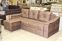 Угловой диван с большим спальным местом, фото 1