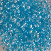 Чешский бисер для рукоделия Preciosa (Прециоза) оригинал 50г 33119-38632-10 Голубой
