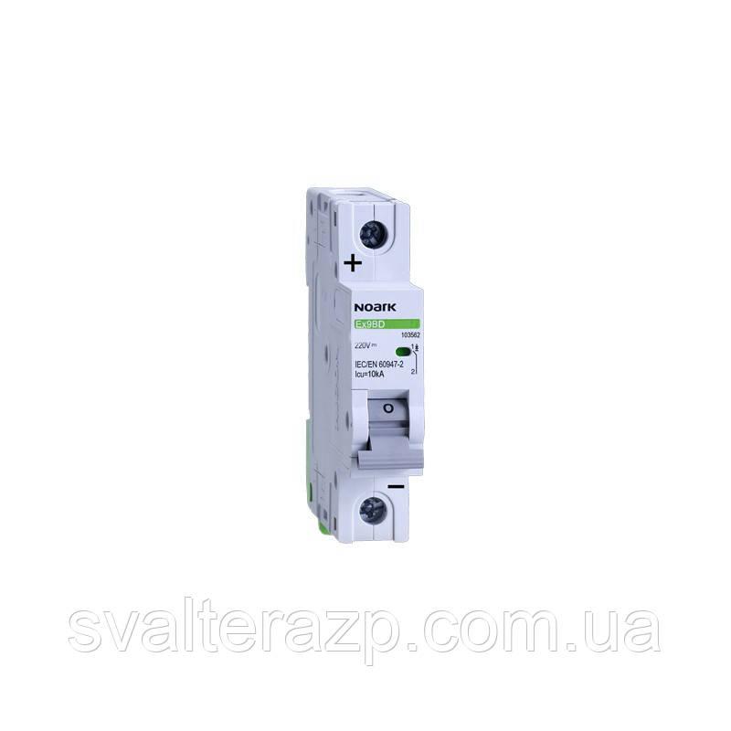 Автоматический выключатель Noark Ex9BS 1P C16
