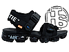 Мужские сандалии Nike Air VaporMax x Off White Sandals Black 850588-001