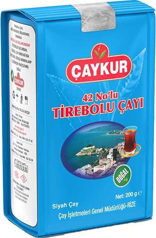 Чай черный мелколистовой Caykur Tirebolu Cayi 200 г
