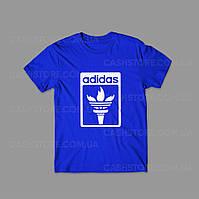 Футболка   Adidas Torch   Адидас   Мужская   Женская
