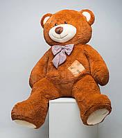 2х-метровый плюшевый мишка  Тедди с латками