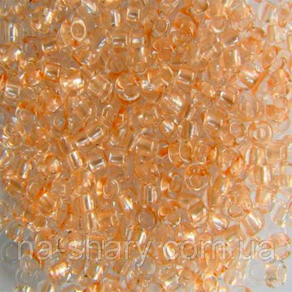 Чешский бисер для рукоделия Preciosa (Прециоза) оригинал 50г 33119-38218-10 Оранжевый