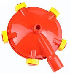 Регулятор уровня воды автоматический, мембранная поилка