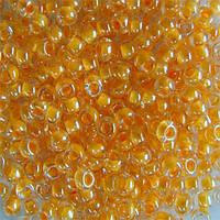 Чешский бисер для рукоделия Preciosa (Прециоза) оригинал 50г 33119-38683-10 Желтый