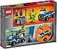Lego Juniors Грузовик спасателей для перевозки раптора 10757, фото 5