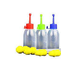 Бутылки для осеменения свиней + катетер (комплект 10шт.)