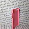 Чехол для 2D сублимации пластиковый Iphone 4/4S розовый