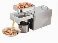 Маслопресс шнековый Dulong DL-ZYJ06 600W (5-6 л/час) для холодного отжима масла из подсолнуха, тыкв