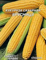 """Семена кукурузы сахарной Брусница, среднеспелая, 20 г, """"Семена Украины"""", Украина"""