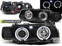 Передние фары тюнинг оптика BMW E38