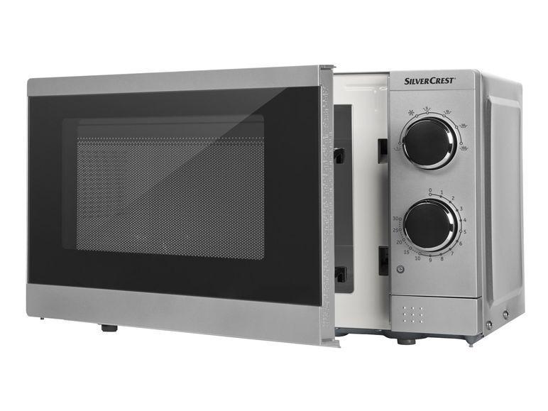 Микроволновая печь Silver Crest SMW 700 C1 17L