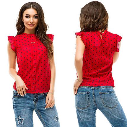 Красная блузка, фото 2