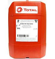 ТOTAL RUBIA TIR 8900 10w-40 20л полусинтетическое моторное масло