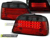 Стопы фонари тюнинг оптика BMW E38