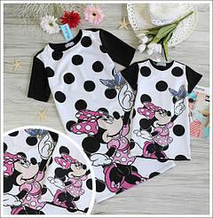 Однакова одяг для мами і доньки