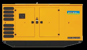 Дизель генератор Aksa AD 330 (264 кВт)