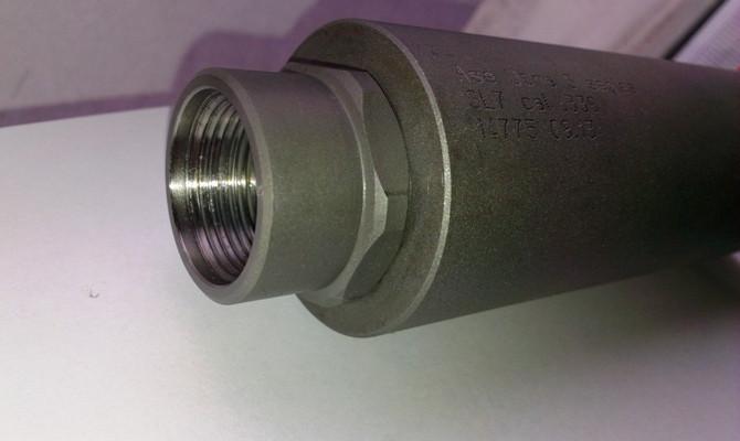 Адаптер глушника ASE UTRA різьбовий, для SL, M18x1