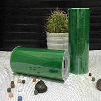 Лента фатиновая премиум 15 см зеленая