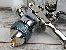 Краскопульт СЛУЧ HVLP (дюзы 1.0,1.2,1.4, 1.7, 2,0 мм)