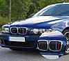 Накладка решетки радиатора BMW 5 E39 М-стиль