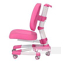 Комплект подростковая парта для школы Ballare Grey + ортопедическое кресло Buono Pink FunDesk , фото 3