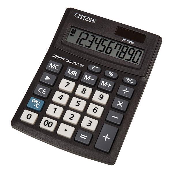 Калькулятор Citizen CMB1001-BK  настольный, 10р.
