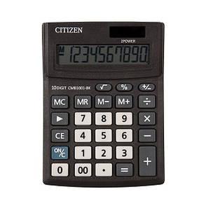 Калькулятор Citizen CMB1001-BK  настольный, 10р., фото 2