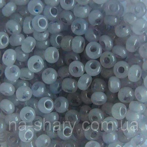 Чешский бисер для рукоделия Preciosa (Прециоза) оригинал 50г 33119-02121-10 Серый