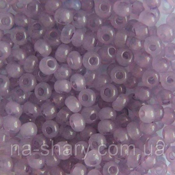 Чешский бисер для рукоделия Preciosa (Прециоза) оригинал 50г 33119-02122-10 Сиреневый