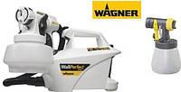 Електричний фарборозпилювач для фарбування стель WAGNER W665 SET (набір) (Німеччина), фото 1