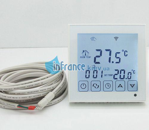 программируемый терморегулятор Klimteh BHT-323 WiFi
