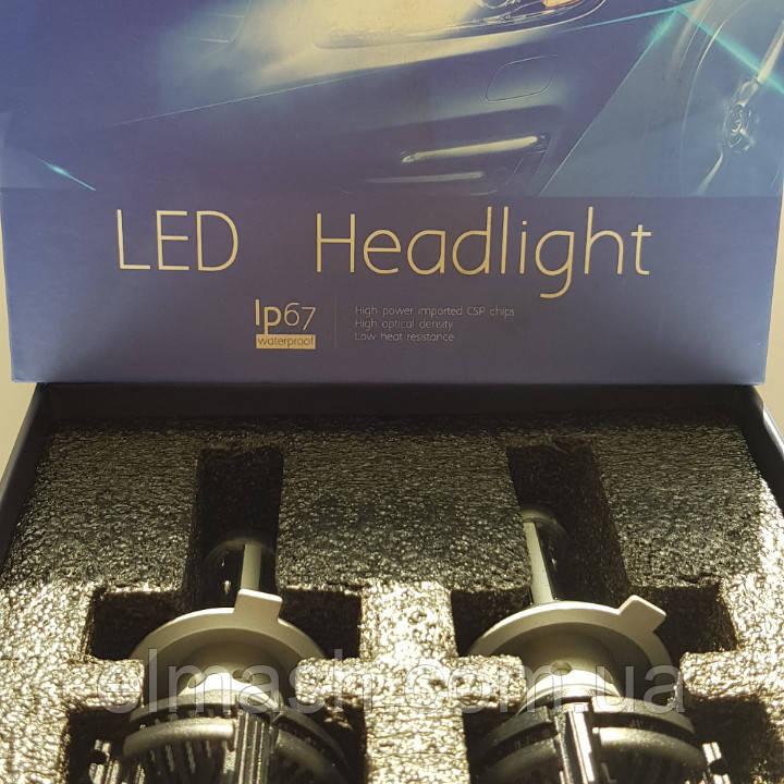 Лампа светодиодная H4 LED PLUS