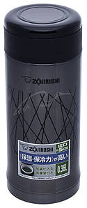 Термокружка ZOJIRUSHI SM-AFE35BF 0.35 л ц:черный