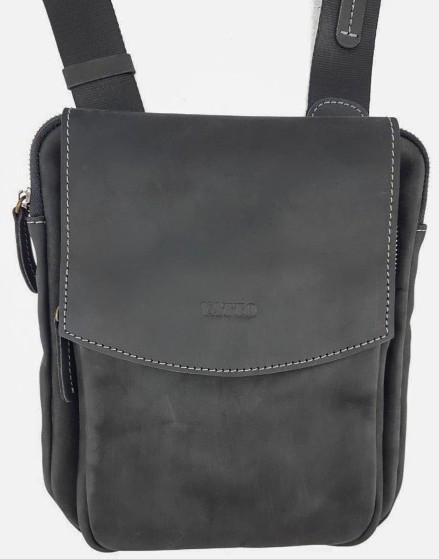 6fe069b4c93f Мужская сумка VATTO Mk12.21 Kr670, черный, из натуральной кожи - SUPERSUMKA  интернет