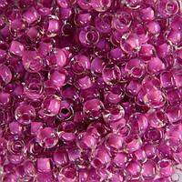 Чешский бисер для рукоделия Preciosa (Прециоза) оригинал 50г 33119-38328-10 Розовый