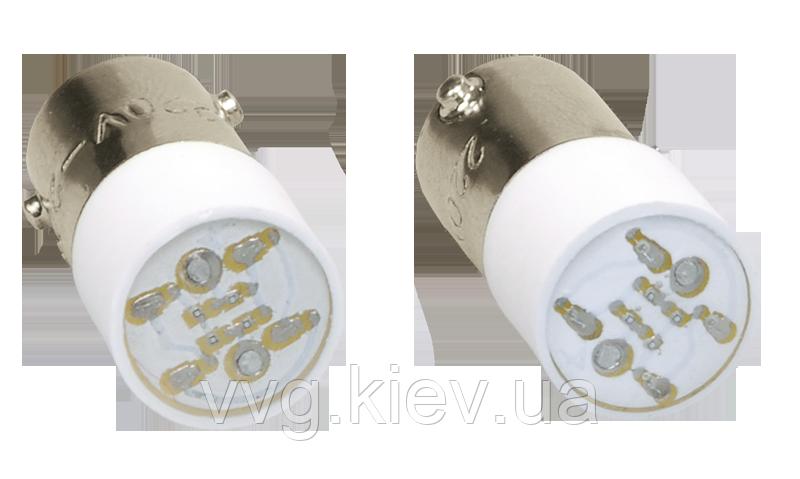 Лампа сменная желтая матрица/36В IEK