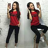 """Женский костюм """"Levis"""": футболка и штаны (6 цветов), фото 3"""