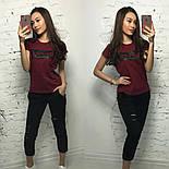 """Женский костюм """"Levis"""": футболка и штаны (6 цветов), фото 6"""